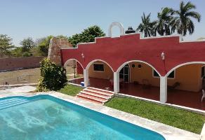 Foto de rancho en venta en  , granjas, kanasín, yucatán, 13894809 No. 01