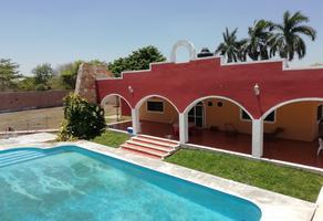 Foto de rancho en venta en  , granjas, kanasín, yucatán, 16632456 No. 01