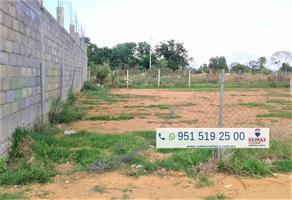 Foto de terreno habitacional en venta en gregorio chavez , san miguel 2a sección, tlalixtac de cabrera, oaxaca, 9343317 No. 01
