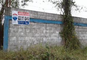 Foto de terreno comercial en venta en gregrio ozuna , canoas, el mante, tamaulipas, 10465915 No. 01