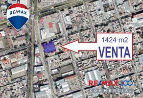 Foto de terreno comercial en venta en gremial , gremial, aguascalientes, aguascalientes, 13673734 No. 01