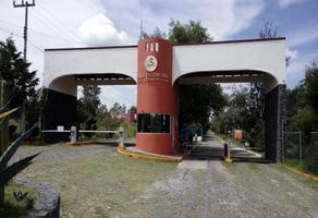 Foto de terreno habitacional en venta en guacamayas , presa escondida 2a. sección hacienda la nopalera, tepeji del río de ocampo, hidalgo, 0 No. 01