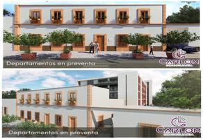 Foto de departamento en venta en guadalupe 440, zona centro, aguascalientes, aguascalientes, 19012625 No. 01