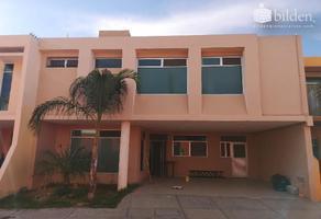Foto de casa en renta en guadalupe nc, guadalupe victoria infonavit, durango, durango, 0 No. 01