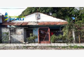 Foto de casa en venta en guadalupe victoria 10 0 10, juan felipe, cerro azul, veracruz de ignacio de la llave, 7080637 No. 01