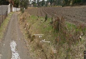 Foto de terreno habitacional en venta en guadalupe victoria , san miguel ajusco, tlalpan, df / cdmx, 0 No. 01