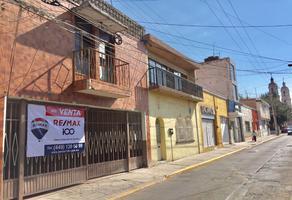 Foto de edificio en venta en guadalupe , zona centro, aguascalientes, aguascalientes, 18351478 No. 01