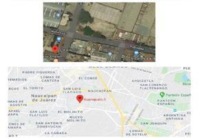 Foto de terreno comercial en venta en guanajuato 3, unidad san esteban, naucalpan de juárez, méxico, 0 No. 01