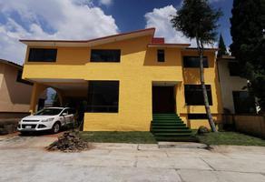 Foto de casa en venta en guaymas 827, san jerónimo chicahualco, metepec, méxico, 19976288 No. 01