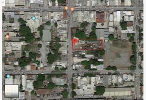 Foto de terreno habitacional en venta en guerrero 123, ciudad guadalupe centro, guadalupe, nuevo león, 12205633 No. 01