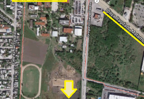 Foto de terreno habitacional en venta en guillermo gardett , tecnológico, matamoros, tamaulipas, 5460622 No. 01