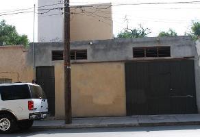 Foto de nave industrial en venta en guillermo purcell , saltillo zona centro, saltillo, coahuila de zaragoza, 5918369 No. 01