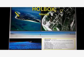Foto de terreno habitacional en venta en h 2, isla de holbox, lázaro cárdenas, quintana roo, 13279741 No. 01