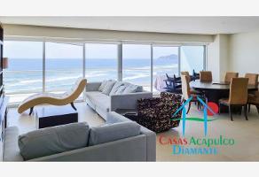 Foto de departamento en renta en h 5, avenida costera de las palmas 5, playa diamante, acapulco de juárez, guerrero, 0 No. 01