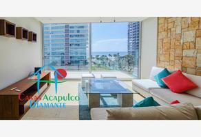Foto de departamento en venta en h 5, avenida costera de las palmas península loft, playa diamante, acapulco de juárez, guerrero, 16405463 No. 01