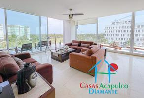 Foto de departamento en renta en h 5, avenida costera de las palmas península loft, playa diamante, acapulco de juárez, guerrero, 0 No. 01
