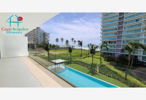 Foto de departamento en venta en h 5, avenida costera de las palmas península lofts, playa diamante, acapulco de juárez, guerrero, 17251484 No. 01