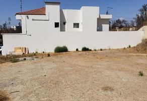 Foto de terreno habitacional en venta en  , hacienda agua caliente, tijuana, baja california, 0 No. 01