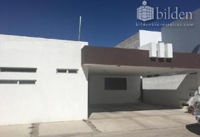 Foto de casa en renta en  , hacienda de fray diego, durango, durango, 0 No. 01