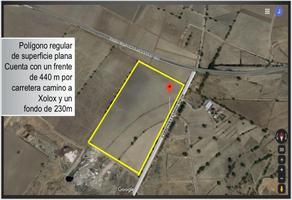 Foto de terreno habitacional en venta en hacienda de san juan guadalupe , san bartolo cuautlalpan, zumpango, méxico, 12817140 No. 01
