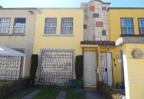 Foto de casa en venta en hacienda del rocio 25, san cristóbal huichochitlán, toluca, méxico, 0 No. 01