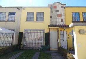 Foto de casa en venta en hacienda del rocio 25, san cristóbal huichochitlán, toluca, méxico, 18039347 No. 01
