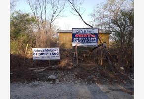 Foto de terreno habitacional en venta en hacienda dulces nombres , dulces nombres, pesquería, nuevo león, 0 No. 01