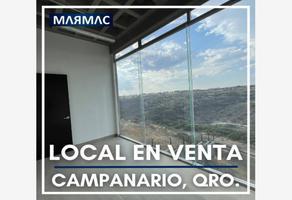 Foto de local en venta en hacienda el campanario 99 a 14, fraccionamiento el campanario, 76146 santiago de 99, el campanario, querétaro, querétaro, 0 No. 01