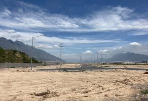 Foto de terreno industrial en venta en  , hacienda el palmar, santa catarina, nuevo león, 19414919 No. 01
