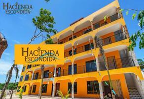 Foto de departamento en venta en hacienda escondida cielo residencial , el cielo, solidaridad, quintana roo, 18679821 No. 01