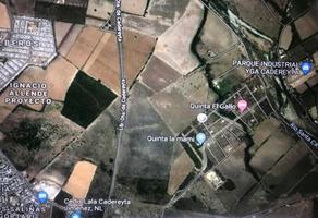 Foto de terreno habitacional en venta en hacienda florida 000, pedregal de cadereyta, cadereyta jiménez, nuevo león, 17032219 No. 01