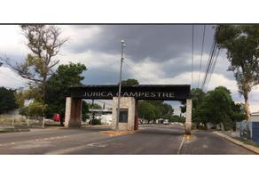 Foto de terreno habitacional en venta en  , hacienda juriquilla santa fe, querétaro, querétaro, 18541688 No. 01