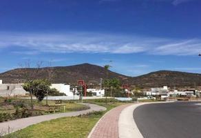 Foto de terreno habitacional en venta en  , hacienda juriquilla santa fe, querétaro, querétaro, 18606050 No. 01