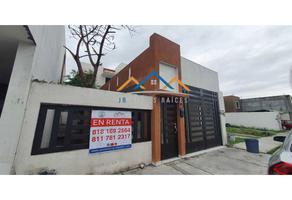Foto de casa en renta en  , hacienda las margaritas viii, apodaca, nuevo león, 20499217 No. 01