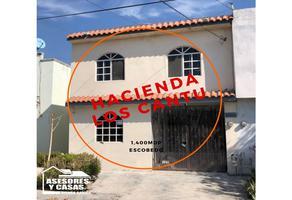 Foto de casa en venta en  , hacienda los cantu 1er sector, general escobedo, nuevo león, 19978928 No. 01