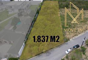 Foto de terreno habitacional en venta en  , hacienda los encinos, monterrey, nuevo león, 0 No. 01