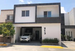Foto de casa en venta en hacienda maría bonita , la nogalera, ramos arizpe, coahuila de zaragoza, 0 No. 01