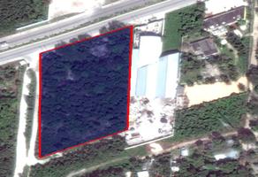 Foto de terreno habitacional en venta en  , hacienda real del caribe, benito juárez, quintana roo, 15962858 No. 01
