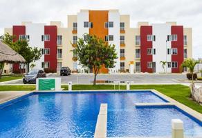 Foto de departamento en venta en  , hacienda real del caribe, benito juárez, quintana roo, 0 No. 01
