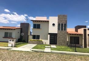 Foto de casa en venta en hacienda sanjuanico , club de golf tequisquiapan, tequisquiapan, querétaro, 0 No. 01