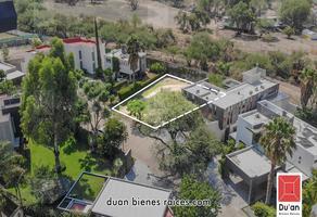Foto de terreno habitacional en venta en hacienda santa catalina , santa catalina, león, guanajuato, 0 No. 01