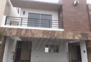 Foto de casa en venta en  , hacienda santa fe, apodaca, nuevo león, 11364218 No. 01