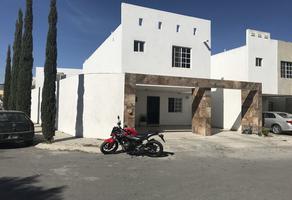 Foto de casa en venta en  , hacienda santa fe, apodaca, nuevo león, 18638593 No. 01