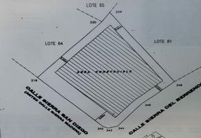 Foto de terreno habitacional en venta en  , hacienda santa fe, chihuahua, chihuahua, 14558951 No. 01