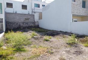Foto de terreno habitacional en venta en hacienda soltepec 1509, residencial el refugio, querétaro, querétaro, 0 No. 01
