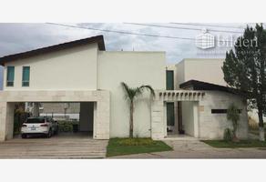 Foto de casa en venta en  , haciendas del campestre, durango, durango, 13236856 No. 01