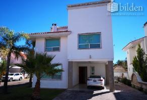 Foto de casa en renta en  , haciendas del campestre, durango, durango, 6132811 No. 01