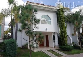 Foto de casa en renta en  , haciendas del campestre, durango, durango, 6531126 No. 01