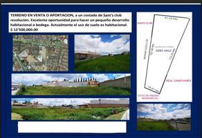 Foto de terreno habitacional en venta en  , haciendas san pedro, san pedro tlaquepaque, jalisco, 19070842 No. 01