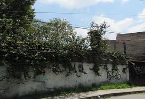Foto de terreno habitacional en venta en halacho , pedregal de san nicolás 3a sección, tlalpan, df / cdmx, 18828444 No. 01